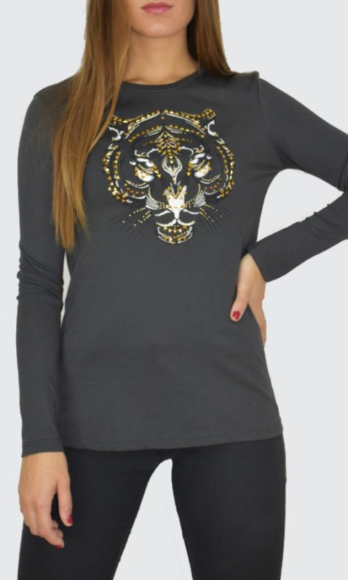 Camiseta Gold Lion