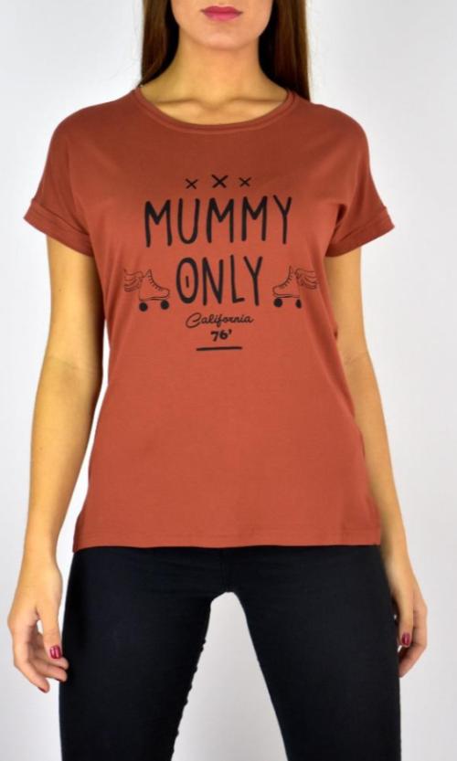 Camiseta Mummy Only