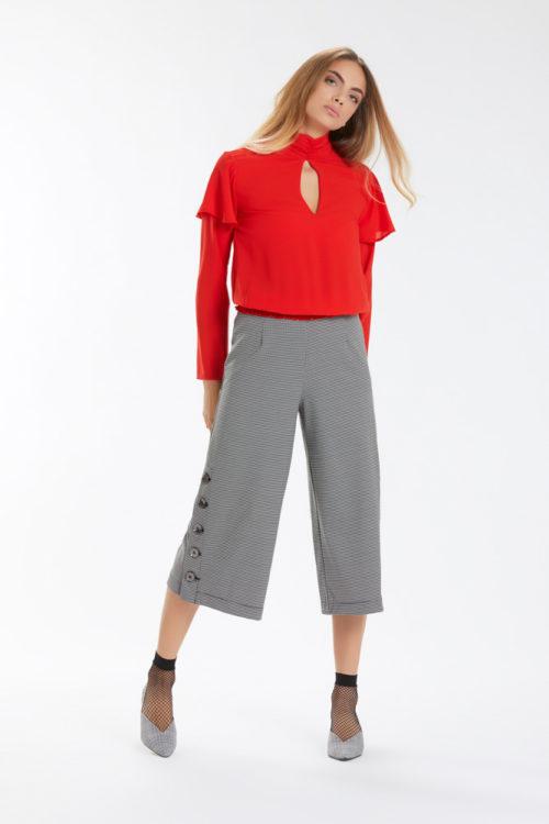 pantalon cuadros koralline