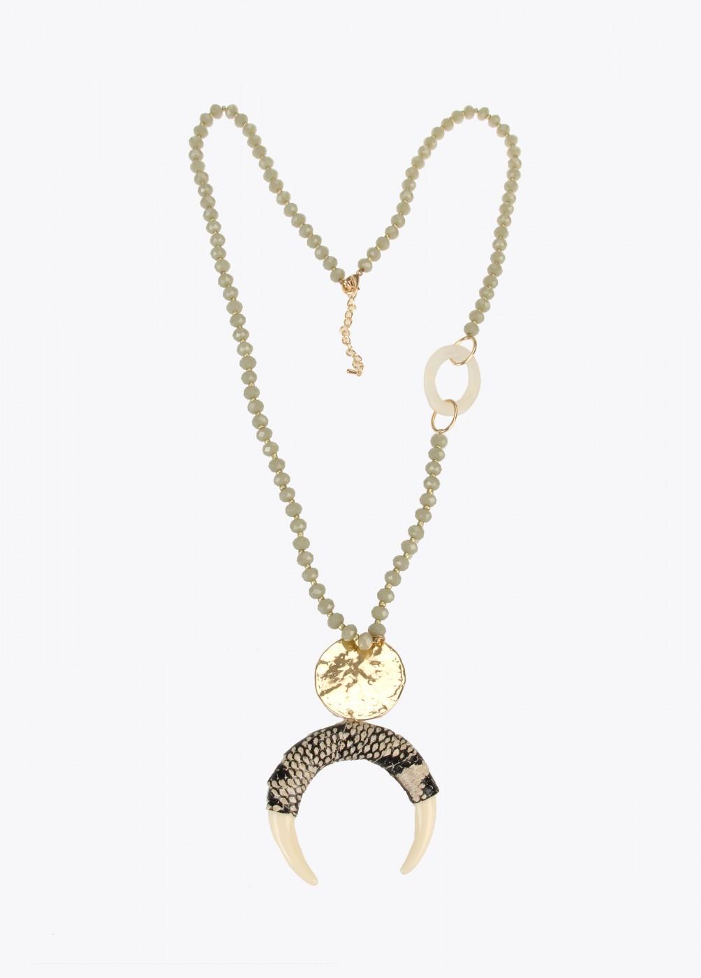 collar-cuerno-invertido-serpiente