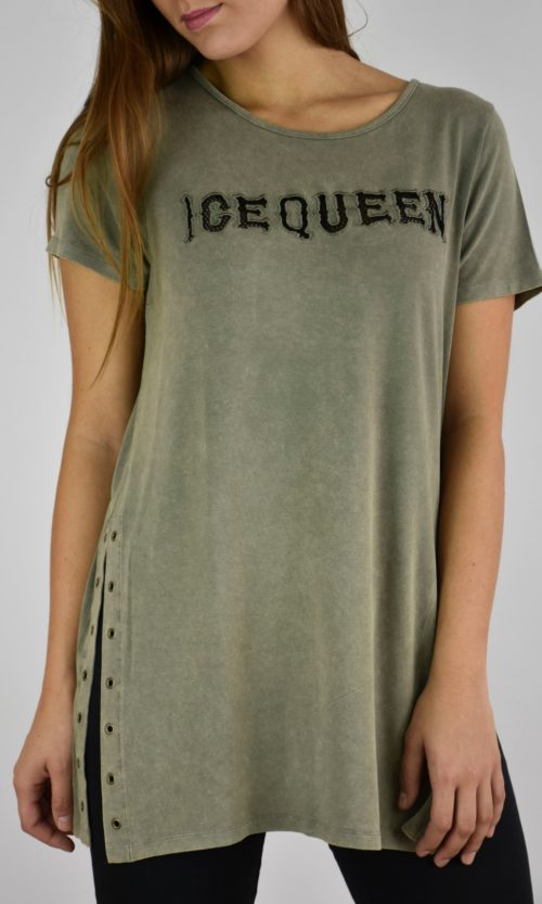 CAMISETA ICE QUEEN