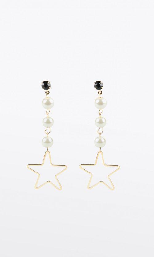 pendientes-largos-perlas-y-estrella
