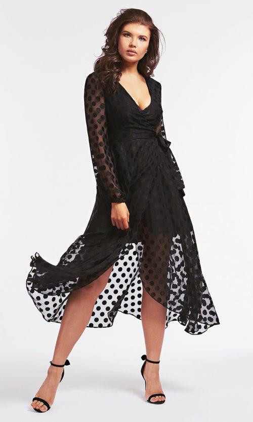 vestido guess