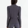 chaqueta con forma