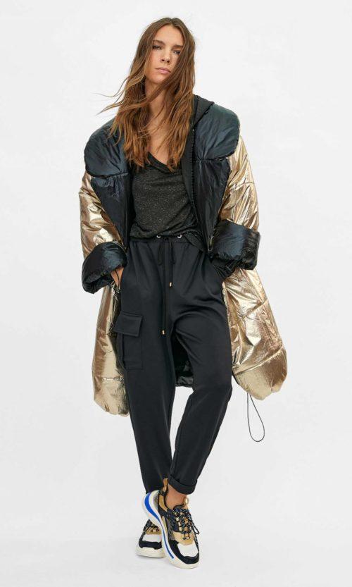 chaqueton reversible lola casdademunt moda mujer