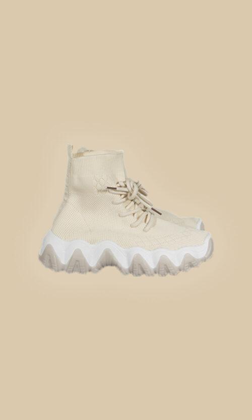 zapatilla calcetin moda mujer