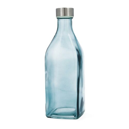 botella cuad deco